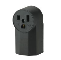 Cooper Wiring Devices #1252 50A250V WELD.REC.SURF in Electrical Supplies Wiring Devices Receptacles