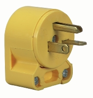 Cooper Wiring Devices #4509AN 20A250V ANGLE PLUG in Electrical Supplies Wiring Devices Receptacles