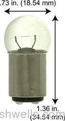 Damar Inc. #82 BULB  (1149A) in Electrical Supplies Lighting Lamps