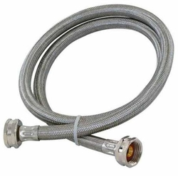 Ez-Flow International Inc #48367 4' S/S WASHER HOSE in Appliance Parts Laundry Washer