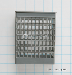 General Electric Co #WD28X10191 BASKET SILVERWARE END in Appliance Parts Kitchen Dishwasher