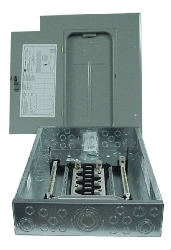 Ge Industrial Systems #TLM1212CCU 125A 12CIR.LD.CNTR.NEMA1 in Electrical Supplies Equipment Distribution Equipment