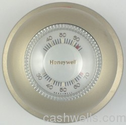 Honeywell Inc.  Ecc #T87F2782 THERMOSTAT in HVACR Wall Thermostats Wall Thermostat - Analog