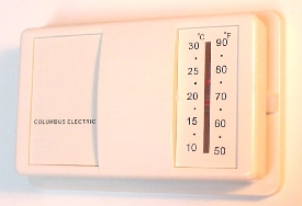 HEAT ONLY THERMOSTAT