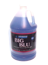 Lid Corporation #RT100G BIG BLUE LK DET(GALLON) in Property Maintenance Chemicals Detector and Dehydrant