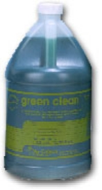 Nu-Calgon Wholesaler Inc. #41862 GREEN CLEAN, 1 QT.W/SPR. in Property Maintenance Chemicals Sealants
