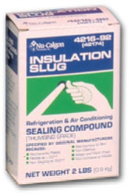 Nu-Calgon Wholesaler Inc. #42174 INSULATION SLUG in Property Maintenance Chemicals Sealants