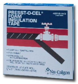 Nu-Calgon Wholesaler Inc. #42188 INSULATION TAPE, FOAM in Property Maintenance Chemicals Sealants