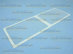 Whirlpool Corporation - Parts #WP67006655 GLASS, 36 CRISPER in Appliance Parts Kitchen Refrigerator