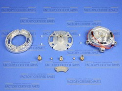 Whirlpool Corporation - Parts #WPW10169413 BURNER (DUAL FLOW) in Appliance Parts Kitchen Range