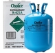 CF #R421A-25 REFRIGERANT         REPLACES R22 in