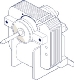 Electrolux Home Products #5301137820 MOTOR in