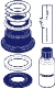 Electrolux Home Products #5308950197 SEAL KIT in