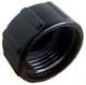 Ez-Flow International Inc #70137 PLASTIC HOSE CAP in