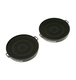 General Electric Co #WB02X11508 RANGE HOOD CHARCOAL FILTER - 2 PACK in