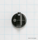 General Electric Co #WB03T10047 GAS VALVE KNOB BLACK in