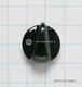 General Electric Co #WB03T10139 GAS VALVE KNOB BLACK in