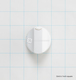 General Electric Co #WB03T10155 KNOB ASSY-WHITE in