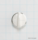 General Electric Co #WB03T10323 KNOB in