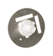 General Electric Co #WB06X10519 MICROWAVE STIRRER TOP in