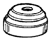 General Electric Co #WE1X158D INSULATOR, PB1 in