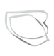 General Electric Co #WR24X437 GASKET in