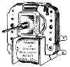 General Electric Co #WR60X190 FAN MOTOR           ***** in