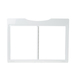 General Electric Co #WR72X10331 FRAME COVER VEG PAN in