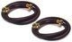 Lid Corporation #48FFK 2 PACK, 4' WASHER   HOSE W/ WASHER in