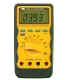 Uei Universal Enterprises #DM393 TRUE RMS MULTIMETER in