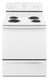 Whirlpool Corporation - Products #ACR2303MFW 30 ELECTRIC RANGE in