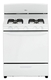 Whirlpool Corporation - Products #AGR4230BAW 3O GAS RANGE WHITE in