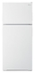 Whirlpool Corporation - Products #ART104TFDW WHITE REFRIGERATOR in