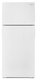 Whirlpool Corporation - Products #ART106TFDW 16 CU FT WHITE      REFRIG.   AMANA in