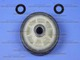 Whirlpool Corporation - Parts #12001541 SUPPORT DRUM ROLLER/WASHER ASSY. in