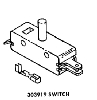 Whirlpool Corporation - Parts #303919 SWITCH in