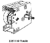 Whirlpool Corporation - Parts #3351119 TIMER in