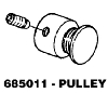 685011 PULLEY