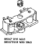 Whirlpool Corporation - Parts #84867 CONTROL MAGNET      ***** in